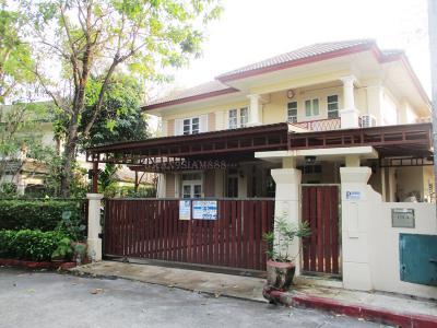บ้านเดี่ยว 9900000 นนทบุรี เมืองนนทบุรี บางรักน้อย