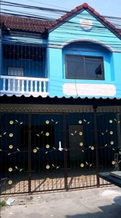 ทาวน์เฮาส์ 1950000 ชลบุรี บางละมุง หนองปรือ