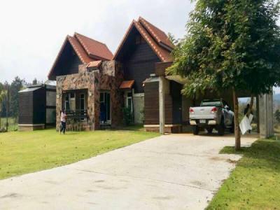 บ้านเดี่ยว 28000000 เชียงใหม่ แม่แตง สบเปิง