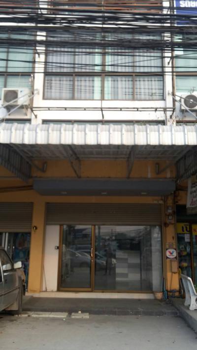 อาคารพาณิชย์ 6500000 ชลบุรี เมืองชลบุรี ห้วยกะปิ