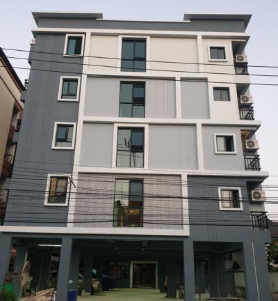 อพาร์ทเม้นท์ 39000000 กรุงเทพมหานคร เขตบางกะปิ คลองจั่น