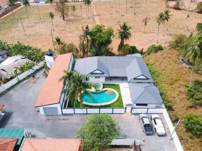 บ้านเดี่ยว 9500000 ชลบุรี บางละมุง โป่ง