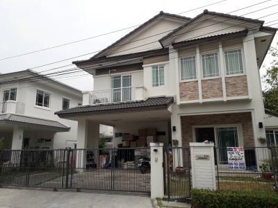 บ้านเดี่ยว 10200000 กรุงเทพมหานคร เขตคันนายาว คันนายาว