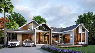 บ้านเดี่ยว 2490000 ประจวบคีรีขันธ์ หัวหิน หินเหล็กไฟ