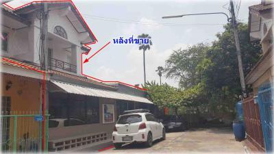 ทาวน์เฮาส์ 3000000 ปทุมธานี เมืองปทุมธานี บางปรอก