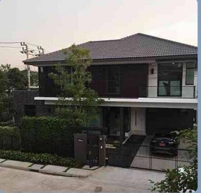 บ้านเดี่ยว 17000000 กรุงเทพมหานคร เขตสายไหม ออเงิน