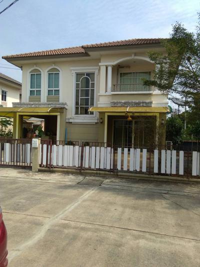 บ้านเดี่ยว 15000 กรุงเทพมหานคร เขตลาดกระบัง คลองสองต้นนุ่น