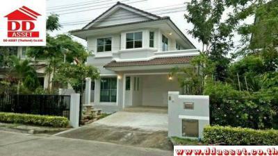 บ้านเดี่ยว 4300000 กรุงเทพมหานคร เขตทุ่งครุ ทุ่งครุ