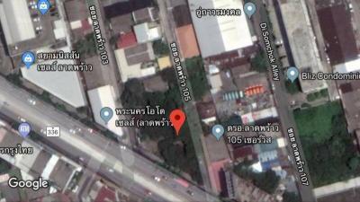 ที่ดิน 400000 กรุงเทพมหานคร เขตบางกะปิ คลองจั่น