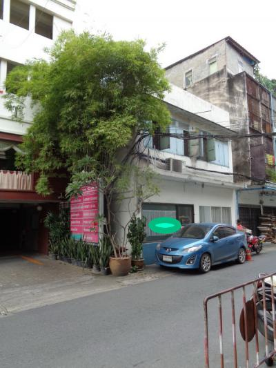 ตึกแถว 47700000 กรุงเทพมหานคร เขตบางรัก บางรัก