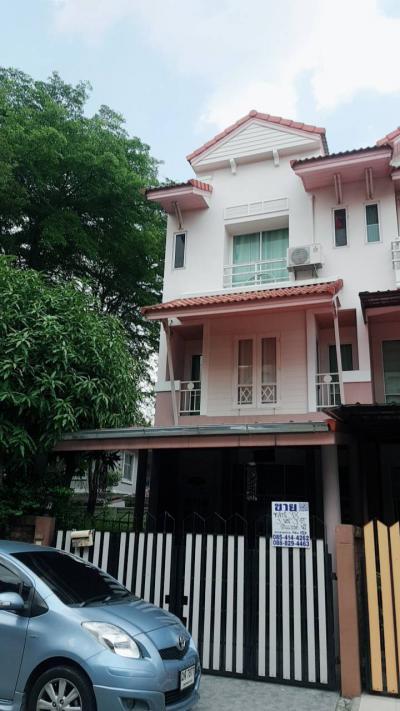 บ้านเดี่ยว 3900000 กรุงเทพมหานคร เขตดอนเมือง สีกัน