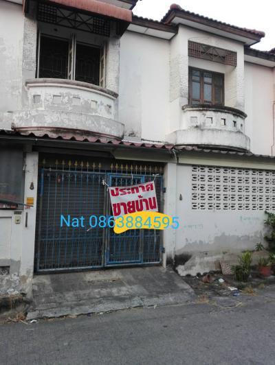 ทาวน์เฮาส์ 1200000 นนทบุรี ไทรน้อย ไทรน้อย