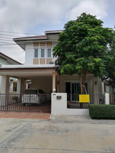 บ้านเดี่ยว 4350000 กรุงเทพมหานคร เขตมีนบุรี แสนแสบ