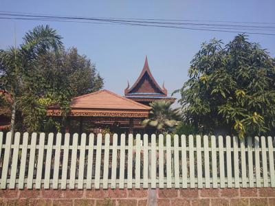 บ้านเดี่ยว 5800000 นนทบุรี ไทรน้อย ไทรน้อย