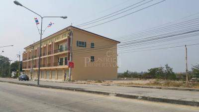 อาคารพาณิชย์ 19900000 ชลบุรี เมืองชลบุรี หนองไม้แดง