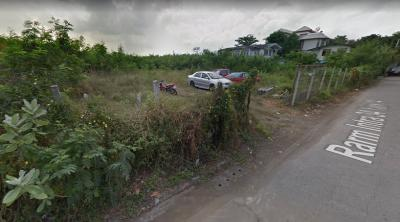 ที่ดิน 52150000 กรุงเทพมหานคร เขตบางกะปิ หัวหมาก