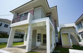 บ้านเดี่ยวสองชั้น 25000 เชียงใหม่ หางดง หางดง