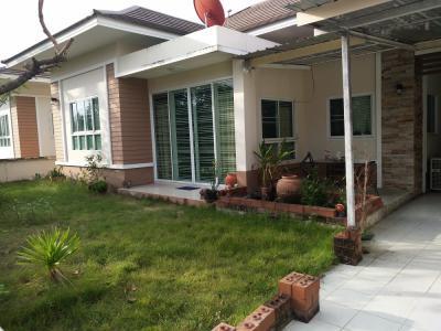 บ้านเดี่ยว 2750000 ระยอง บ้านฉาง พลา