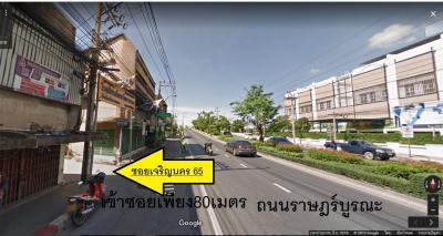 อาคารพาณิชย์ 4000000 กรุงเทพมหานคร เขตธนบุรี