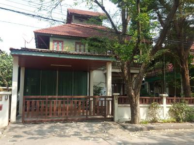 บ้านเดี่ยว 10500000 กรุงเทพมหานคร เขตบางขุนเทียน ท่าข้าม