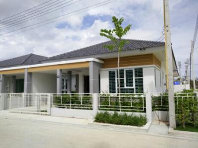 บ้านเดี่ยว 2900000 ระยอง กิ่งอำเภอนิคมพัฒนา มาบข่า