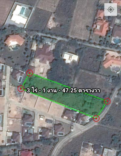 ที่ดิน 16387500 ชลบุรี บางละมุง โป่ง