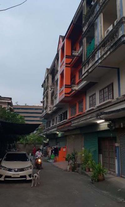 อาคารพาณิชย์ 5800000 กรุงเทพมหานคร เขตหลักสี่ ทุ่งสองห้อง