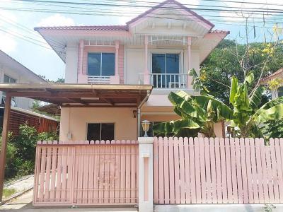 บ้านเดี่ยว 4690000 กรุงเทพมหานคร เขตสายไหม คลองถนน
