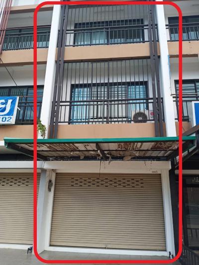 อาคารพาณิชย์ 5900000 ชลบุรี สัตหีบ บางเสร่