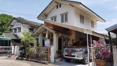 บ้านเดี่ยว 4150000 กรุงเทพมหานคร เขตดอนเมือง สีกัน