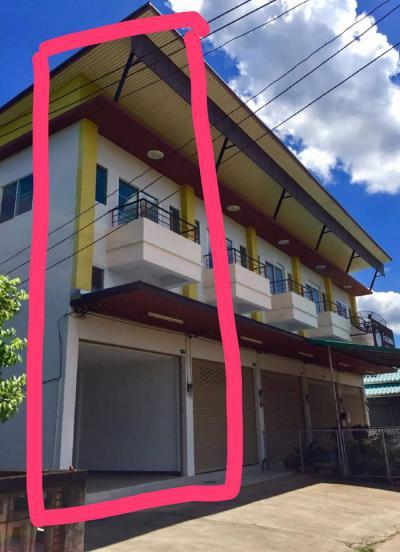 อาคารพาณิชย์ 2649999 น่าน เมืองน่าน ในเวียง
