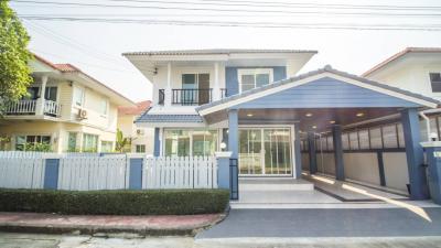 บ้านเดี่ยว 3890000 นนทบุรี บางใหญ่ บางแม่นาง
