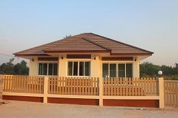 บ้านโครงการใหม่ 2500000 มหาสารคาม เมืองมหาสารคาม ท่าสองคอน