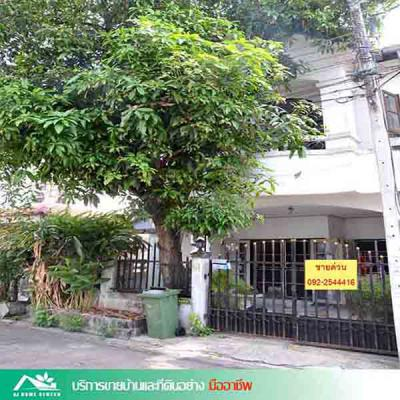 บ้านแฝด 2290000 นนทบุรี บางใหญ่ บางเลน