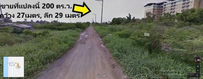 ที่ดิน 3000000 ปทุมธานี คลองหลวง คลองหก