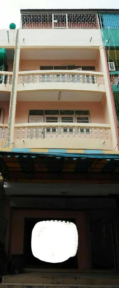 อาคารพาณิชย์ 4650000 กรุงเทพมหานคร เขตมีนบุรี มีนบุรี
