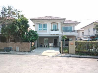 บ้านเดี่ยว 8000000 กรุงเทพมหานคร เขตประเวศ ประเวศ