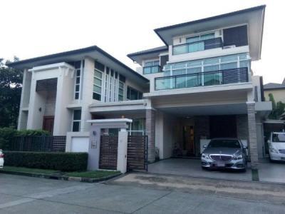 บ้านเดี่ยว 29000000 กรุงเทพมหานคร เขตคันนายาว คันนายาว