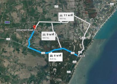 ที่ดิน 2700000 เพชรบุรี เมืองเพชรบุรี หนองขนาน