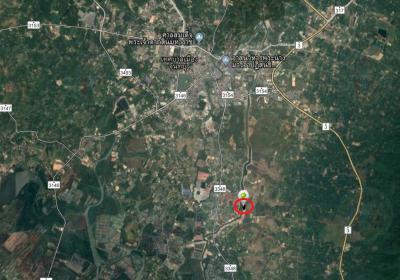 ที่ดิน 23600000 จันทบุรี เมืองจันทบุรี เกาะขวาง
