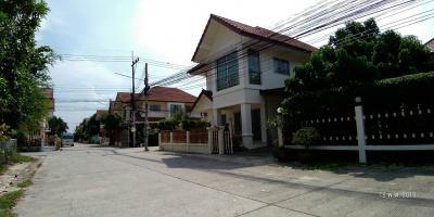 บ้านเดี่ยวสองชั้น 3500000 ชลบุรี พานทอง หนองตำลึง