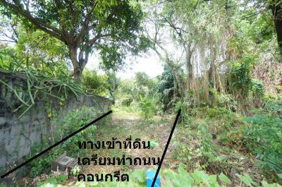 ที่ดิน 6500000 กรุงเทพมหานคร เขตบางซื่อ บางซื่อ