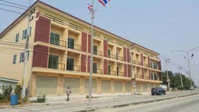 อาคารพาณิชย์ 22000000 ชลบุรี เมืองชลบุรี หนองไม้แดง