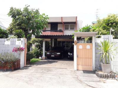 บ้านเดี่ยว 9500000 กรุงเทพมหานคร เขตประเวศ ประเวศ