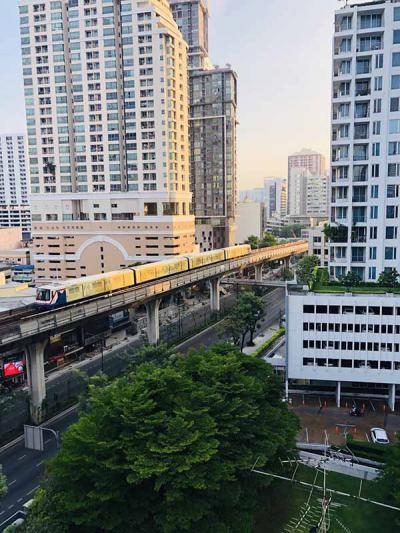คอนโด 3500000 กรุงเทพมหานคร เขตราชเทวี ถนนเพชรบุรี