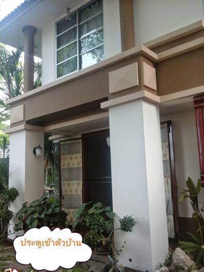 บ้านเดี่ยว 5890000 กรุงเทพมหานคร เขตหนองจอก ลำผักชี