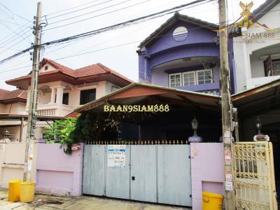 ทาวน์เฮาส์ 1870000 นนทบุรี บางใหญ่ เสาธงหิน