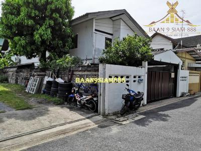 บ้านเดี่ยว 4790000 กรุงเทพมหานคร เขตบางกะปิ คลองจั่น