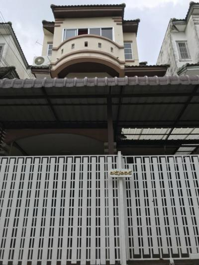 ทาวน์เฮาส์ 2700000 กรุงเทพมหานคร เขตดอนเมือง สีกัน