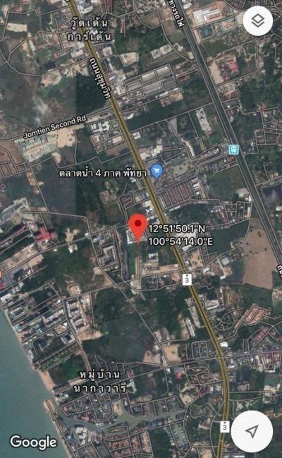 ที่ดิน 170000000 ชลบุรี บางละมุง หนองปรือ